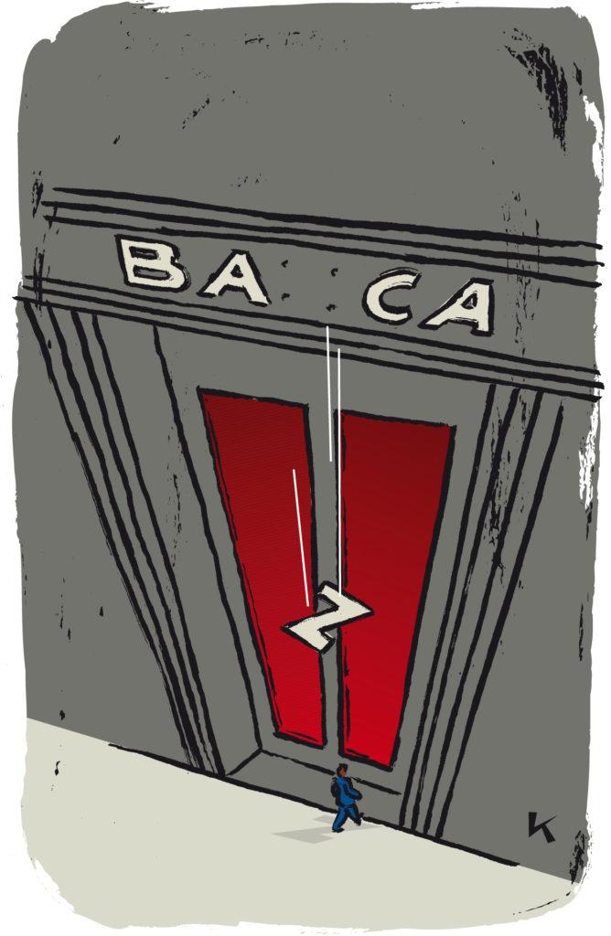 Koen Ivens Banca La Stampa