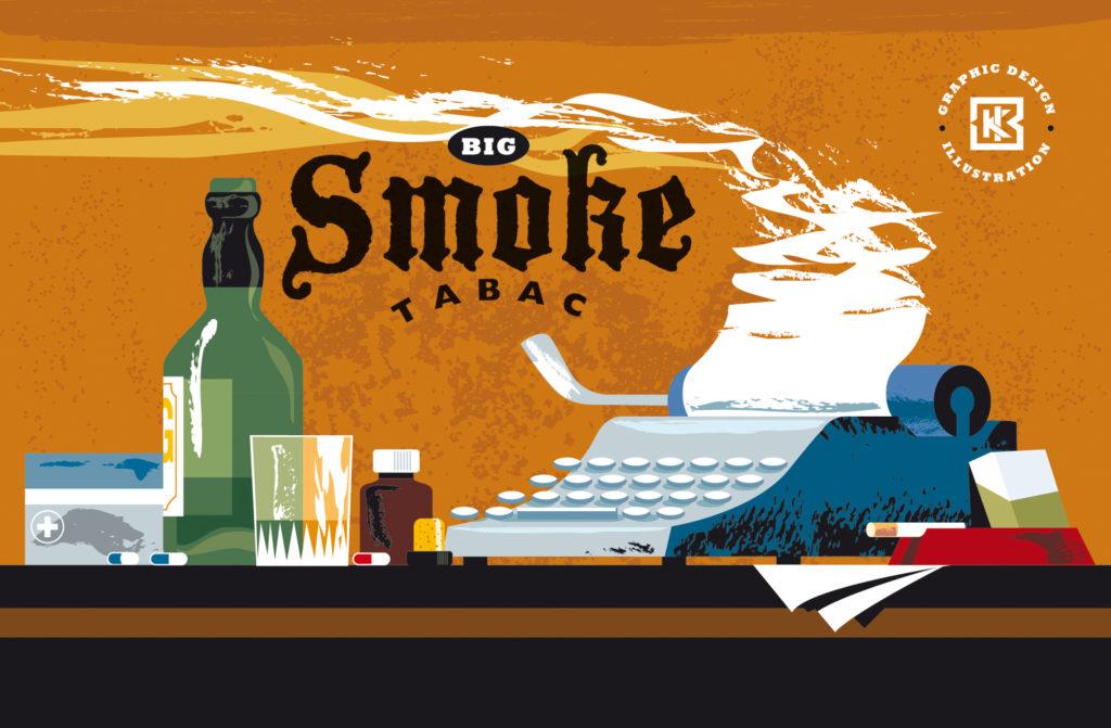 Koen Ivens Tabacco Pagina99